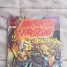 Cómics: MOTORISTA FANTASMA: ENCADENADO - SALVADOR LARROCA - FORUM. Lote 203311000
