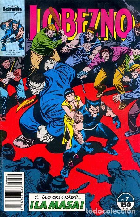 LOBEZNO VOL.1 Nº 7 FORUM (Tebeos y Comics - Forum - Otros Forum)