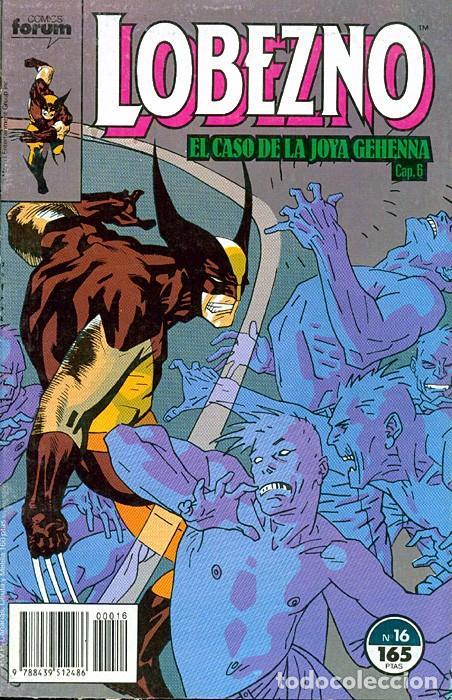 LOBEZNO VOL.1 Nº 16 FORUM (Tebeos y Comics - Forum - Otros Forum)