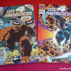 Cómics: LOS 4 FANTASTICOS VOL. 1 NºS 108 Y 109 ( WALTER SIMONSON ) ¡BUEN ESTADO! FORUM MARVEL. Lote 100618339