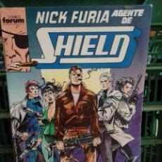 Cómics: NICK FURIA AGENTE DE SHIELD Nº 1. Lote 100744183