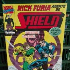 Cómics: NICK FURIA AGENTE DE SHIELD Nº 14. Lote 100744279