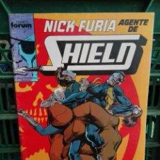 Cómics: NICK FURIA AGENTE DE SHIELD Nº 3. Lote 100744319