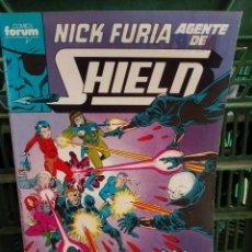 Cómics: NICK FURIA AGENTE DE SHIELD Nº 2. Lote 100744375