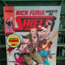 Cómics: NICK FURIA AGENTE DE SHIELD Nº 4. Lote 100744443