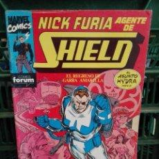 Cómics: NICK FURIA AGENTE DE SHIELD Nº 13. Lote 100744515