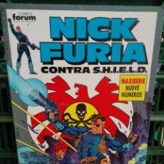 Cómics: NICK FURIA CONTRA SHIELD Nº 1. Lote 100744575