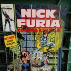 Cómics: NICK FURIA CONTRA SHIELD Nº 2. Lote 100744623