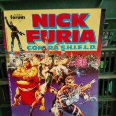 Cómics: NICK FURIA CONTRA SHIELD Nº 6. Lote 100744691