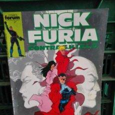 Cómics: NICK FURIA CONTRA SHIELD Nº 7. Lote 100744731
