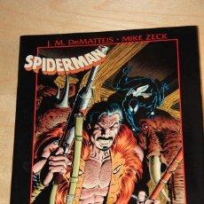 Cómics: SPIDERMAN, LA ÚLTIMA CACERÍA DE KRAVEN (FORUM). Lote 100965251