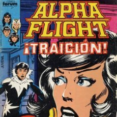 Cómics: ALPHA FLIGHT VOL. 1 Nº 6 FORUM. Lote 100965727