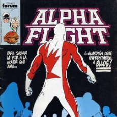Cómics: ALPHA FLIGHT VOL. 1 Nº 7 FORUM. Lote 100965931