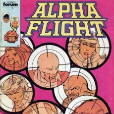 Cómics: ALPHA FLIGHT VOL. 1 Nº 8 FORUM. Lote 100965947