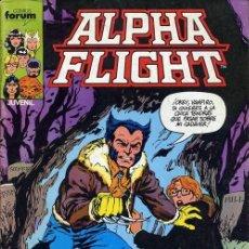 Cómics: ALPHA FLIGHT VOL. 1 Nº 10 FORUM OFERTA. Lote 100966711