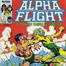 Cómics: ALPHA FLIGHT VOL. 1 Nº 12 FORUM OFERTA. Lote 100967179