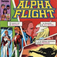 Cómics: ALPHA FLIGHT VOL. 1 Nº 14 FORUM. Lote 100967603
