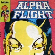 Cómics: ALPHA FLIGHT VOL. 1 Nº 15 FORUM. Lote 100967663