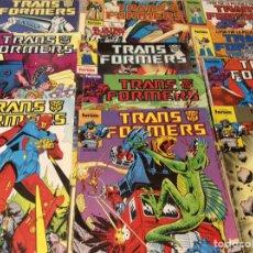 Cómics: TRANSFORMERS - LOTE DE 17 EJEMPLARES -ED. FORUM. Lote 100999811