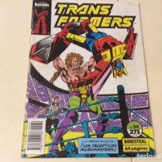 Cómics: TRANSFORMERS Nº 54 -ED. FORUM. Lote 101005907