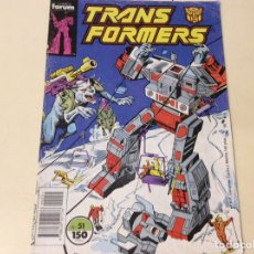 Cómics: TRANSFORMERS Nº 51 -ED. FORUM. Lote 101006067
