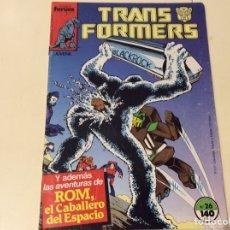 Cómics: TRANSFORMERS Nº 26 -ED. FORUM. Lote 101007527
