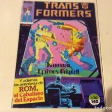 Cómics: TRANSFORMERS Nº 20 -ED. FORUM. Lote 101009435