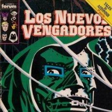 Cómics: NUEVOS VENGADORES VOL.1 Nº 34 FORUM. Lote 101014667