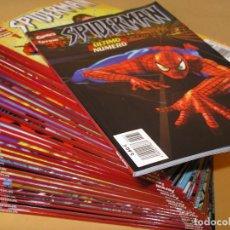 Cómics: SPIDERMAN TOMOS ROJOS, VOL 5 DEL AÑO 1999, COLECCION COMPLETA, ED. FORUM, ROJO, ERCOM. Lote 101023243