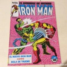 Fumetti: EL HOMBRE DE HIERRO - IRON MAN Nº 24 - 1ª SERIE DE FORUM. Lote 101086643