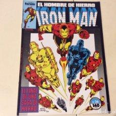 Fumetti: EL HOMBRE DE HIERRO - IRON MAN Nº 26 - 1ª SERIE DE FORUM. Lote 101086743