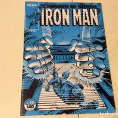 Fumetti: EL HOMBRE DE HIERRO - IRON MAN Nº 30 - 1ª SERIE DE FORUM. Lote 101087543