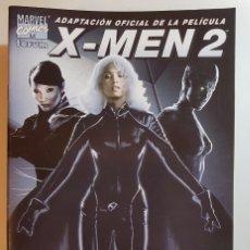 Cómics: X-MEN - LA PELICULA 2 - Nº UNICO. Lote 101097751