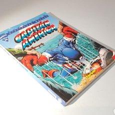 Cómics: CAPITAN AMERICA 20 EXCELENTE ESTADO BIBLIOTECA MARVEL FORUM. Lote 101192623