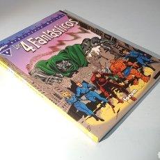 Cómics: LOS 4 FANTASTICOS 3 EXCELENTE ESTADO BIBLIOTECA MARVEL FORUM. Lote 101194023