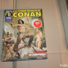 Cómics: SUPER CONAN Nº 1, 2ª EDICIÓN, TAPA DURA, EDITORIAL FORUM. Lote 101303427