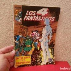 Cómics: COMICS FORUM COMIC LOS 4 FANTASTICOS Nº 60 DOCTOR MUERTE VS EL TODOPODEROSO. Lote 101320063