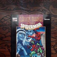 Cómics: SPIDERMAN: CLÁSICOS MARVEL BLANCO Y NEGRO Nº2: DESIGNIOS MORTALES (GERRY CONWAY- JOHN ROMITA, FORUM). Lote 101357851