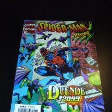 Cómics: SPIDERMAN 2099 AD Nº 10 - VOLUMEN 2 - COMICS FORUM - PETER DAVID. Lote 101407095