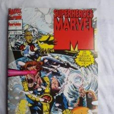 Cómics: SUPERHEROES MARVEL VOL. 1 Nº 1 - PATRULLA-X - SUPERVIVENCIA. Lote 198805993