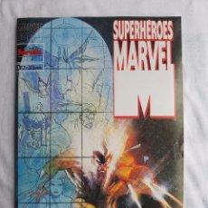 Cómics: SUPERHEROES MARVEL VOL. 1 Nº 7 - DIENTES DE SABLE - ENTRE NOSOTROS.... Lote 101433303