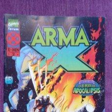 Cómics: ARMA X 2 FORUM C9A. Lote 121665671