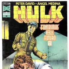 Cómics: HULK. Nº 8. FORUM FANTASMAS DEL FUTURO. Lote 101588047