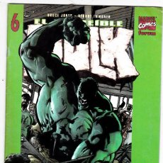 Cómics: EL INCREIBLE HULK Nº 6 / VOL 2 / FORUM (BRUCE JONES - JOHN ROMITA JR.). Lote 101588247