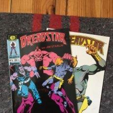 Cómics: DREADSTAR NºS 5 Y 8 EDICIÓN 1992 - JIM STARLIN - EXCELENTE ESTADO. Lote 61660448