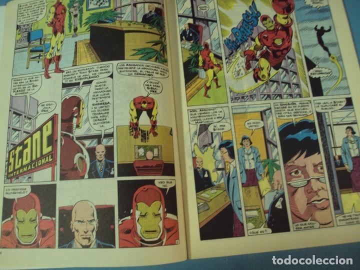 Cómics: EL HOMBRE DE HIERRO, Nº. 26, 1987, 72 pag. muy nuevo - Foto 2 - 101617879
