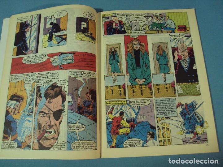 Cómics: EL HOMBRE DE HIERRO, Nº. 26, 1987, 72 pag. muy nuevo - Foto 3 - 101617879