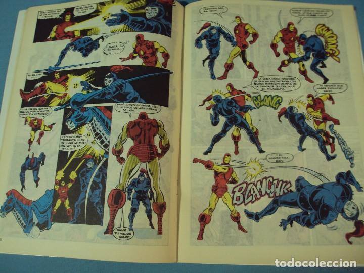 Cómics: EL HOMBRE DE HIERRO, Nº. 26, 1987, 72 pag. muy nuevo - Foto 4 - 101617879