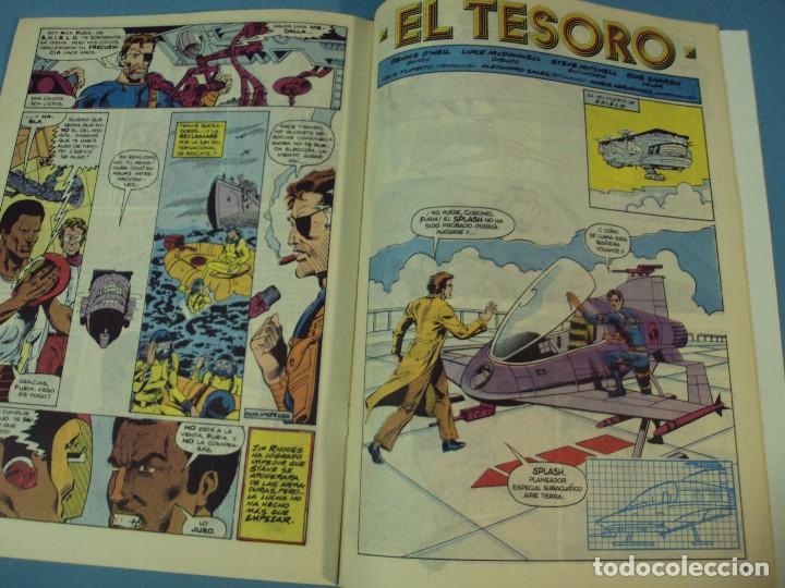 Cómics: EL HOMBRE DE HIERRO, Nº. 26, 1987, 72 pag. muy nuevo - Foto 5 - 101617879