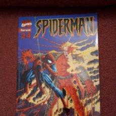 Cómics: SPIDERMAN N° 24 LOMO ROJO. Lote 101633467